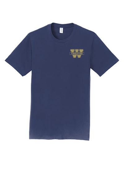 Tshirt-TeamNavy-Front