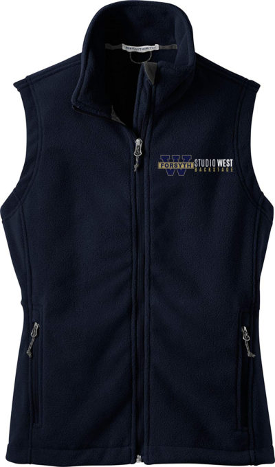 Womens-Fleece-Vest-TrueNavy